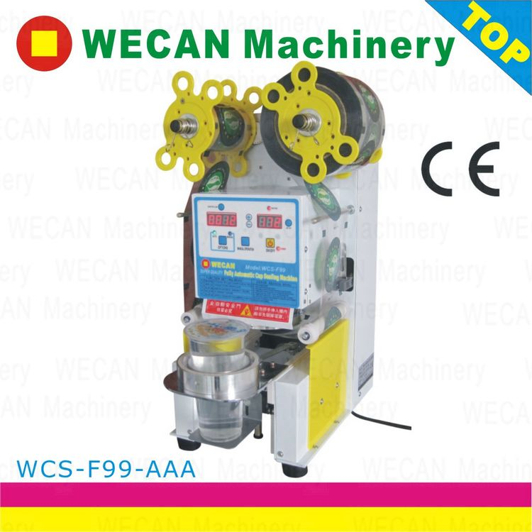 Professional cup sealing machine